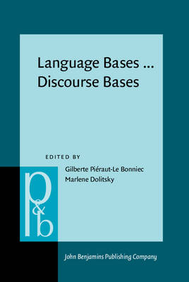 Language Bases...Discourse Bases: Some Aspects of Contemporary French-language Psycholinguistic Research
