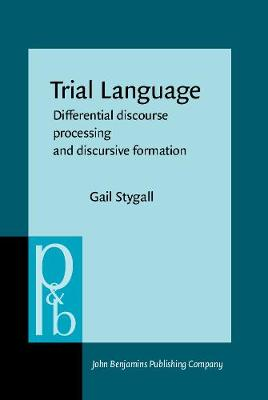 Trail Language: Differential Discourse Processing and Discursive Formation