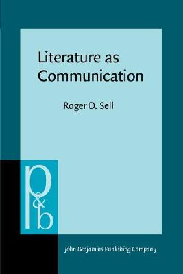 Literature as Communication: The Foundations of Mediating Criticism