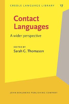 Contact Languages: A wider perspective