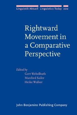 Rightward Movement in a Comparative Perspective