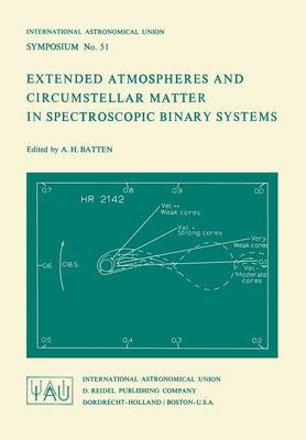 Extended Atmospheres and Circumstellar Matter in Spectroscopic Binary Systems