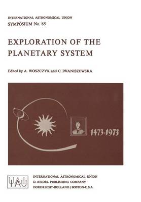 Exploration of the Planetary System