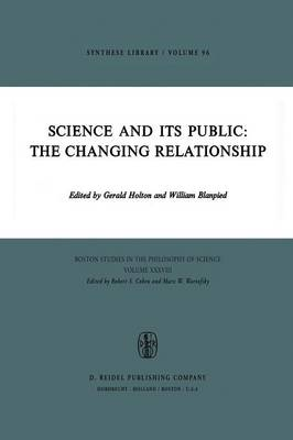 Science and Its Public: The Changing Relationship