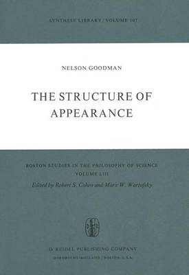 The Structure of Appearance