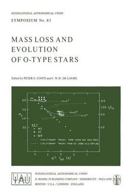 Mass Loss and Evolution of O-Type Stars