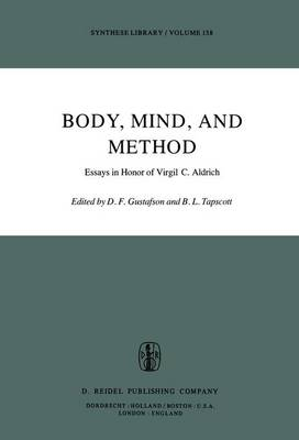 Body, Mind, and Method: Essays in Honor of Virgil C. Aldrich