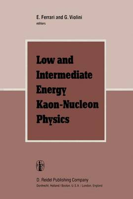 Low and Intermediate Energy Kaon-Nucleon Physics: Proceedings of the Workshop held at the Institute of Physics of the University of Rome, March 24-28, 1980