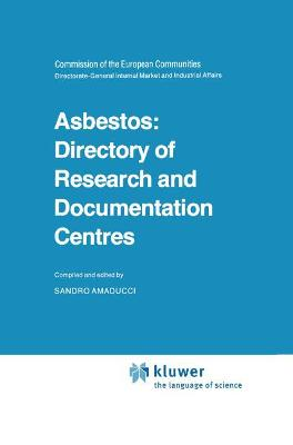 Asbestos: Directory of Research and Documentation Centres