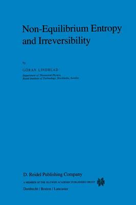 Non-Equilibrium Entropy and Irreversibility