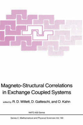 Magneto-structural Correlations in Exchange Coupled Systems