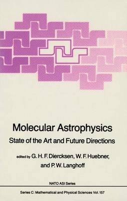 Molecular Astrophysics: State of the Art and Future Directions