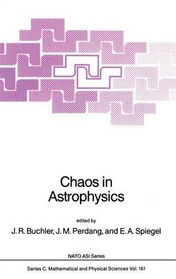 Chaos in Astrophysics