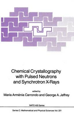 Chemical Crystallography with Pulsed Neutrons and Synchroton X-Rays