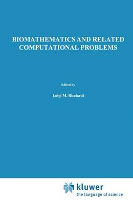 Biomathematics and Related Computational Problems