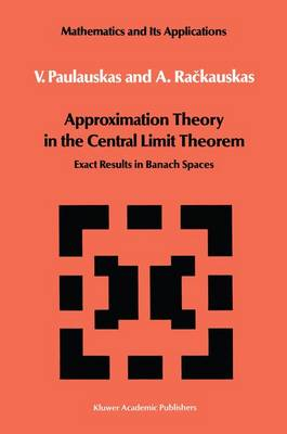 Approximation Theory in the Central Limit Theorem: Exact Results in Banach Spaces