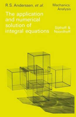 Application and Numerical Solution of Integral Equations