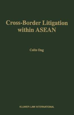 Cross-Border Litigation within ASEAN: Prospect for Harmonization of Civil and Commercial Litigation