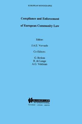 Compliance and Enforcement of European Community Law