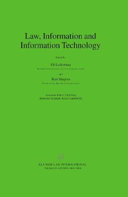 Law, Information and Information Technology