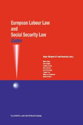 Codex: European Labour Law and Social Security Law