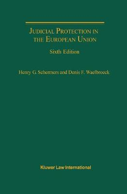 Judicial Protection in the European Union