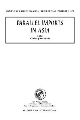 Parallel Imports in Asia: v.9