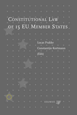Constitutional Law of 15 EU Member States