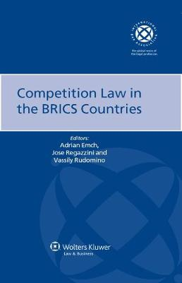 Competition Law in the BRICS Countries