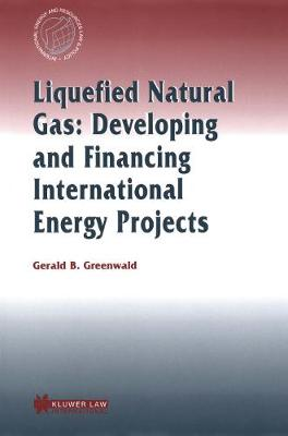 Liquified Natural Gas: Developing and Financing International Energy Projects
