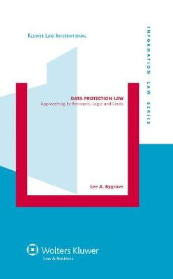 Data Protection Law: Approaching Its Rationale, Logic and Limits