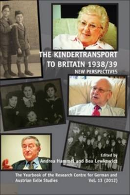 The Kindertransport to Britain 1938/39: New Perspectives
