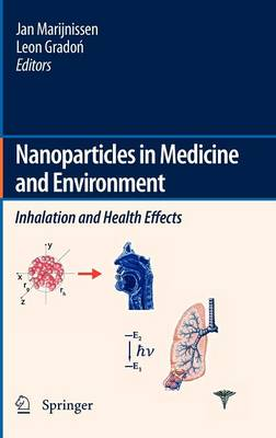 Nanoparticles in medicine and environment: Inhalation and health effects