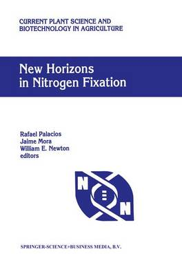 New Horizons in Nitrogen Fixation: Proceedings of the 9th International Congress on Nitrogen Fixation, Cancun, Mexico, December 6-12, 1992