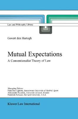 Mutual Expectations: A Conventionalist Theory of Law