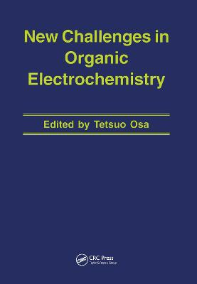 New Challenges in Organic Electrochemistry