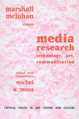 Media Research: Technology, Art and Communication
