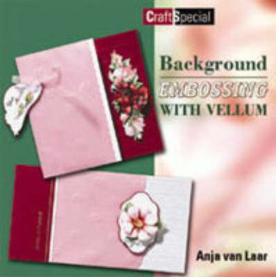 Background Embossing with Vellum
