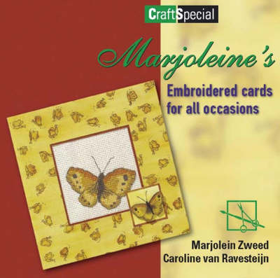 Marjoleine's Embroidered Cards for all Occasions