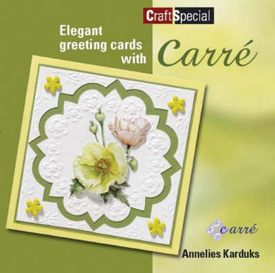 Elegant Greeting Cards with Carre