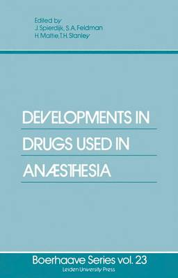 Developments in Drugs Used in Anaesthesia
