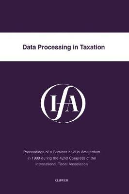 Data Processing in Taxation