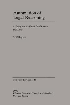 Automation of Legal Reasoning