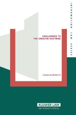 Challenges to the Creator Doctrine