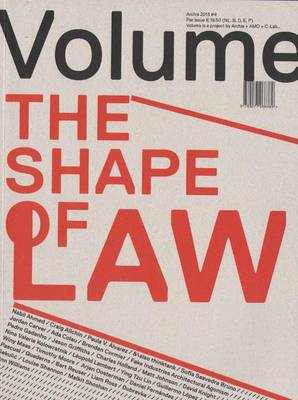Volume 38 - the Shape of the Law