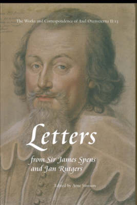 Letters from Sir James Spens and Jan Rutgers: 2007