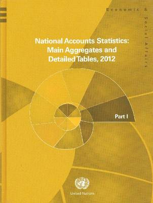 National accounts statistics 2012: main aggregates and detailed tables