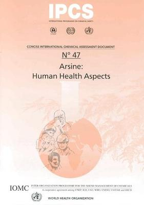 Arsine: Human Health Aspects: Summary in French & Spanish