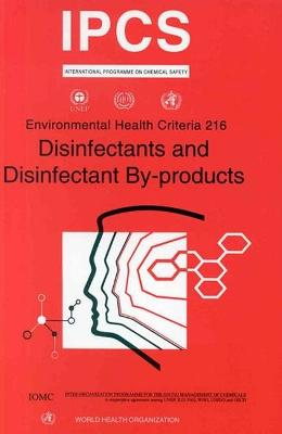 Disinfectants and Disinfectant By-Products