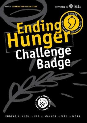 Ending hunger challenge badge